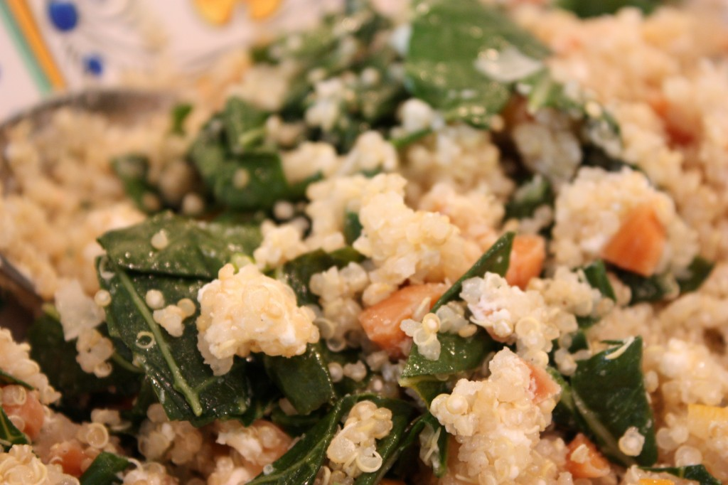 one pot kale and quinoa pilaf recipe on food52 one pot kale and quinoa ...