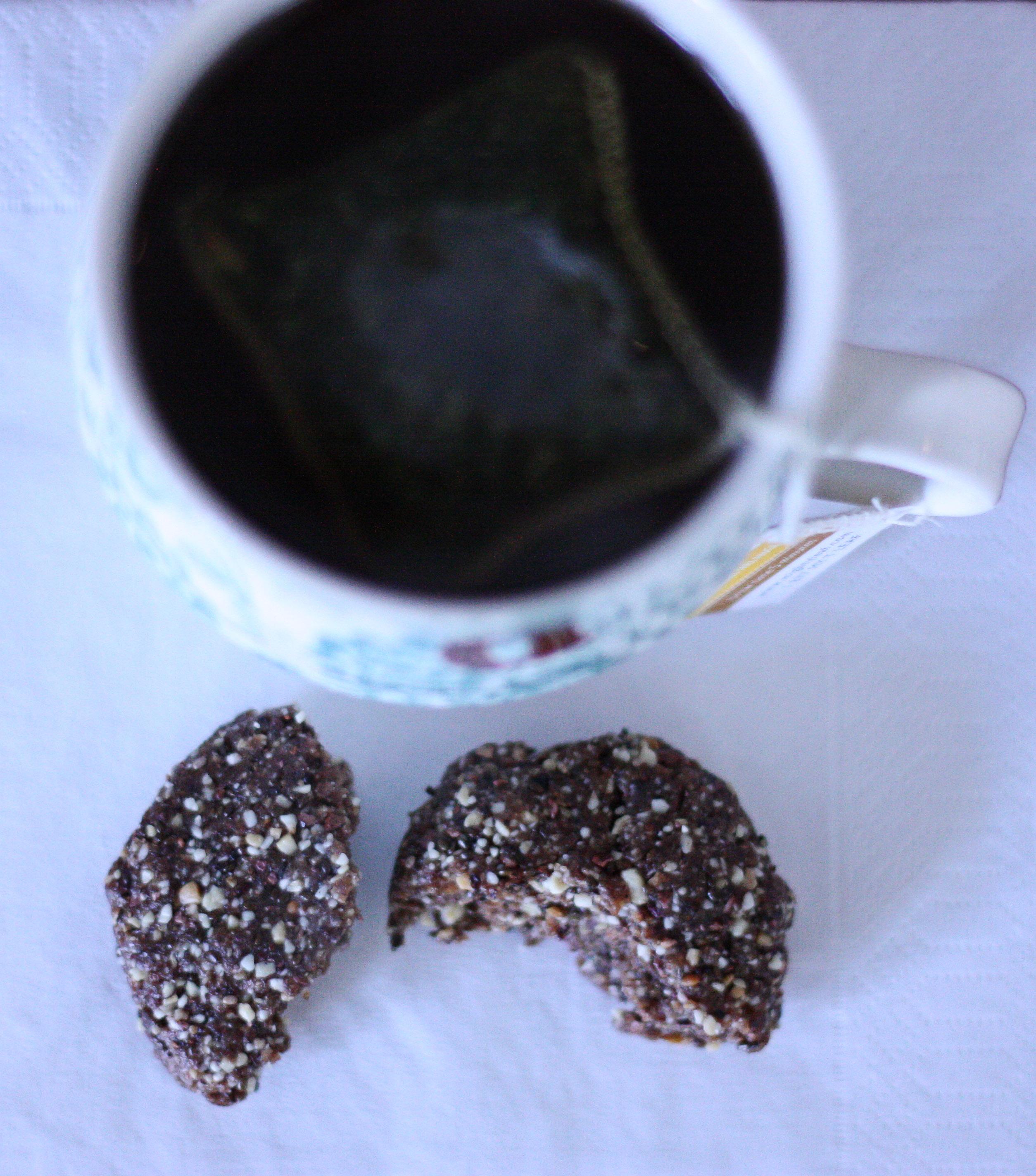 Homemade Chocolate Chip Cookie Dough Larabars Recipes — Dishmaps