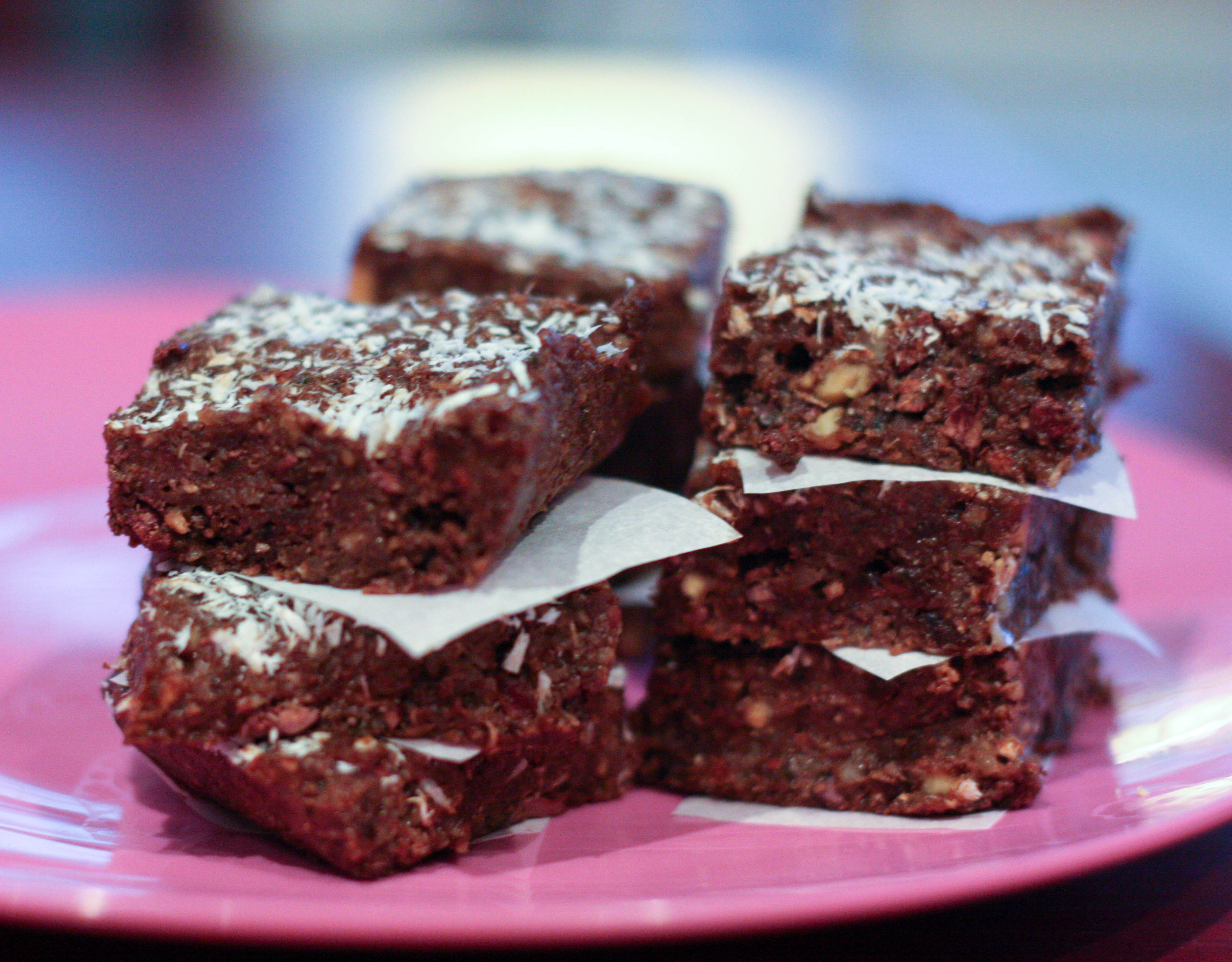 no bake mint chocolate bars