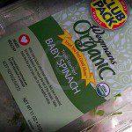 Wegman's Bulk Spinach