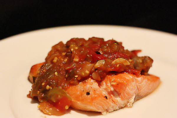 italian salmon