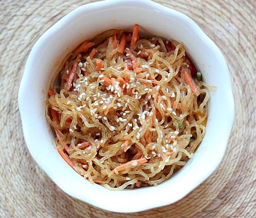 Ryan's Famous Almond Sesame Noodles | Food Confidence
