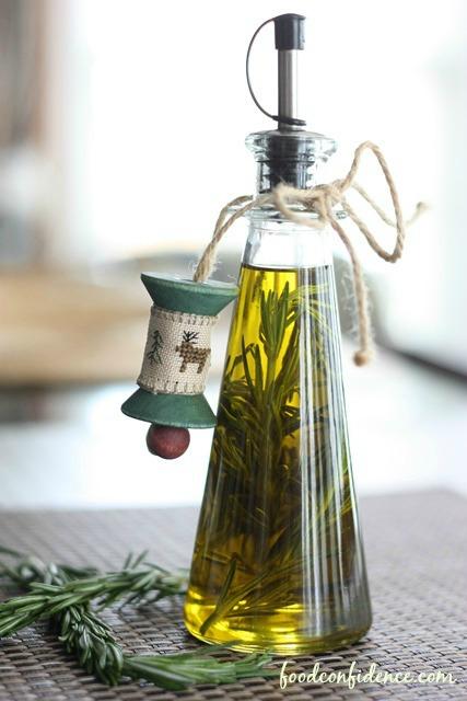 olive oil rosemary gift