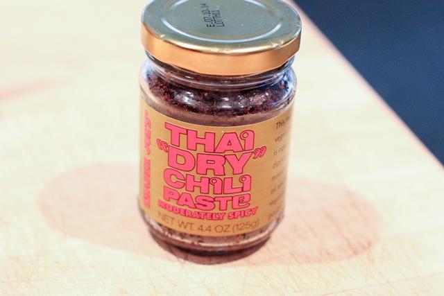 Trader Joes Thai Dry Chili Paste