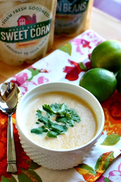 Thai Coconut Corn Curry