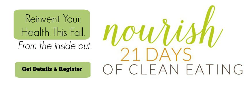 fall clean eating detox program
