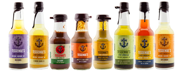 Tessemae Salad Dressing Starter Kit