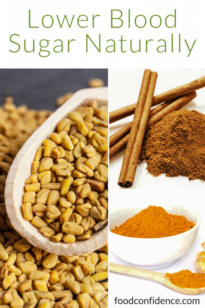 Lower blood sugar naturally with these 3 amazing spices!