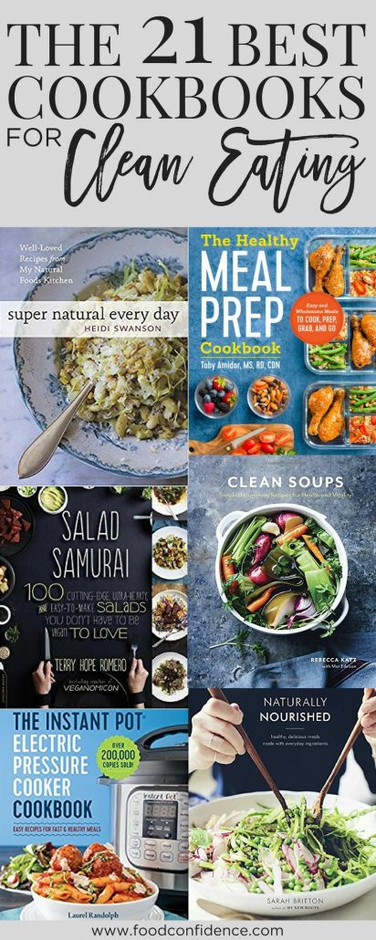 best cookbooks for clean eating